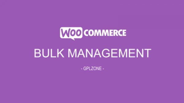 WooCommerce Bulk Stock Management - Gpl Pulse