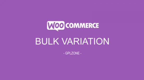 WooCommerce Bulk Variation Forms - Gpl Pulse