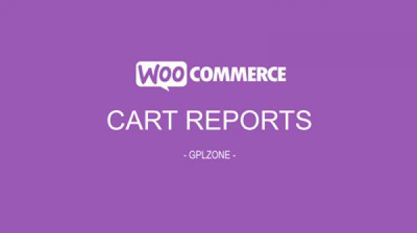 WooCommerce Cart Reports - Gpl Pulse