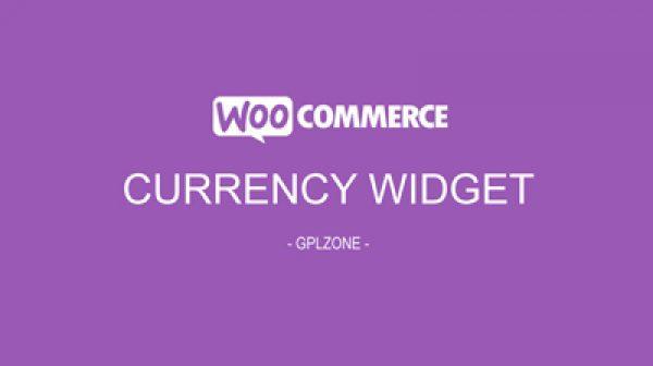 WooCommerce Currency Converter Widget - Gpl Pulse