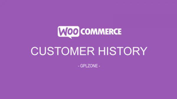 WooCommerce Customer History - Gpl Pulse