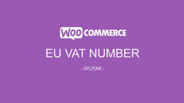 WooCommerce EU VAT Number - Gpl Pulse