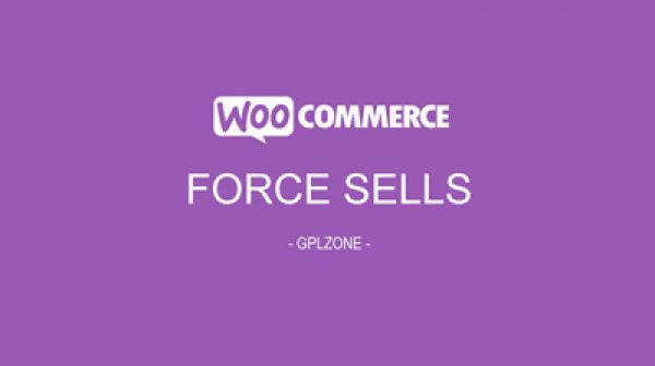 WooCommerce Force Sells - Gpl Pulse