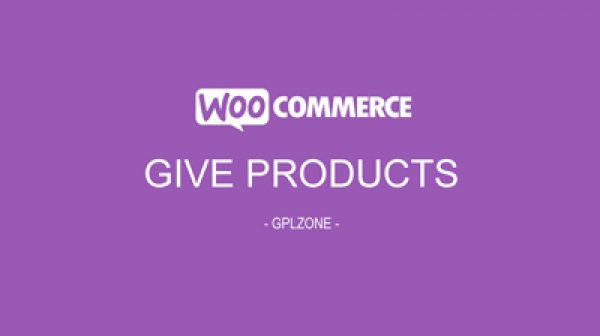 WooCommerce Give Products - Gpl PUlse
