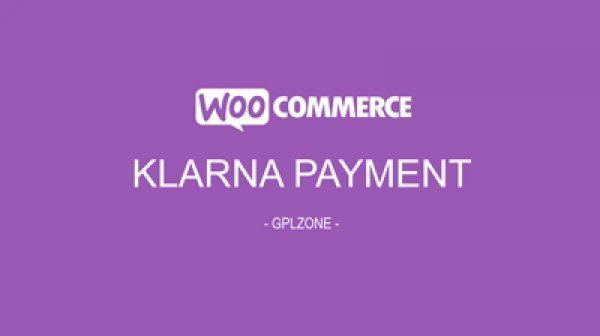 WooCommerce Klarna Payment Gateway - Gpl PUlse