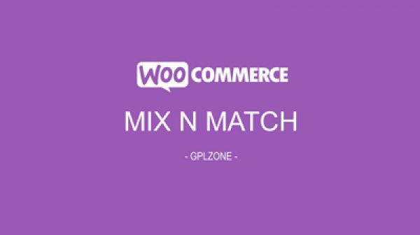 Woocommerce Mix n Match Products - Gpl PUlse