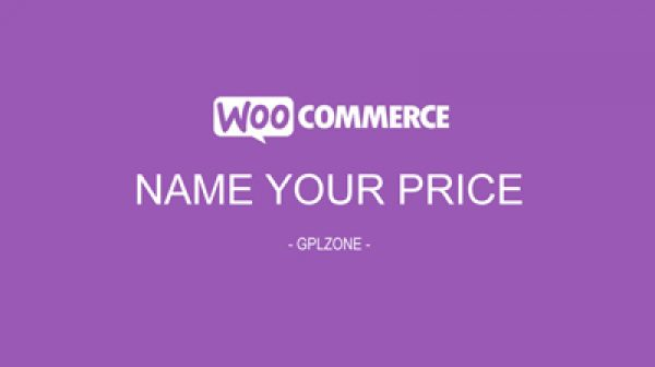WooCommerce Name Your Price - Gpl Pulse