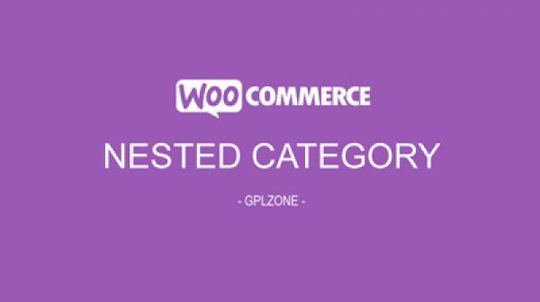 WooCommerce Nested Category Layout - Gpl Pulse