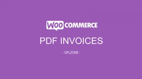 WooCommerce PDF Invoices - Gpl PUlse