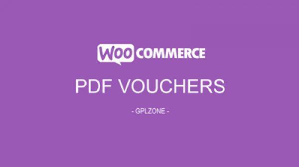 WooCommerce PDF Product Vouchers - Gpl Pulse