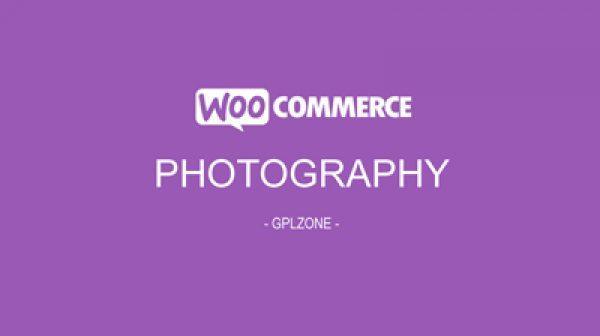 WooCommerce Photography - Gpl PUlse