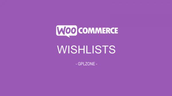 WooCommerce Wishlists - Gpl Pulse