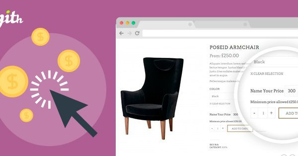 YITH WooCommerce Name Your Price Premium - Gpl Pulse