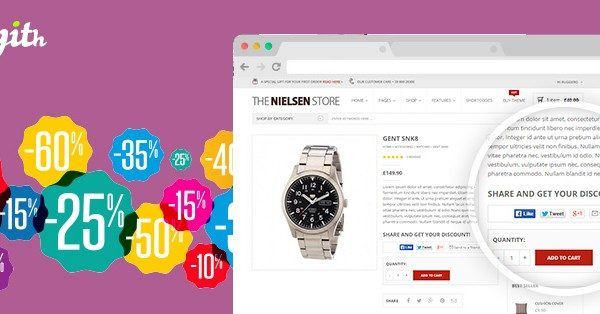 YITH WooCommerce Share For Discount Premium - Gpl Pulse