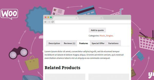 YITH WooCommerce Tab Manager Premium - Gpl Pulse
