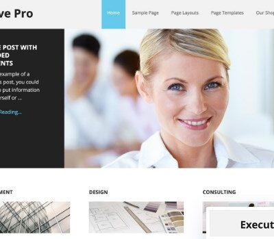 StudioPress Executive Pro Theme - Gpl Download