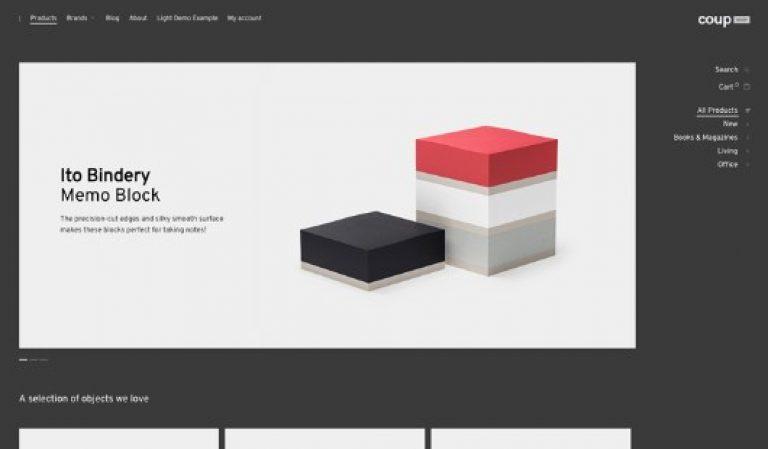 Themes Kingdom CoupShop WordPress Theme - Gpl Download