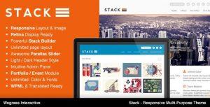 Stack – Responsive Multi-Purpose Theme - Gpl Pulse