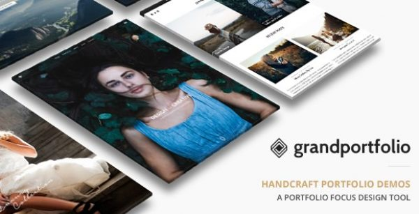 Grand Portfolio – Responsive Portfolio - Gpl Pulse