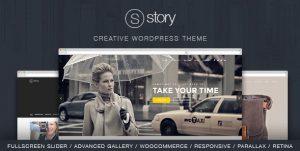 Story – Creative Responsive Multi-Purpose Theme - Gpl Pulse