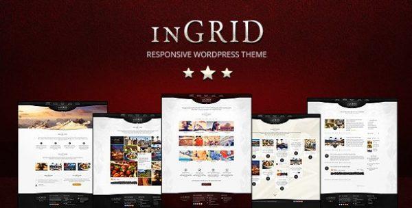 InGRID – Responsive Multi-Purpose WordPress Theme - Gpl Pulse