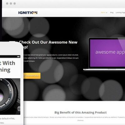 Thrive Themes Ignition WordPress Theme - Gpl Download