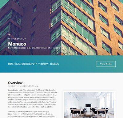 Elementorism Monaco Landing Page - Gpl Pulse