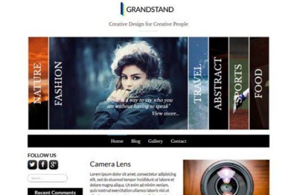 CyberChimps Grandstand WordPress Theme - Gpl Pulse