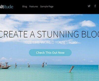 CyberChimps Altitude WordPress Theme - GPl Pulse