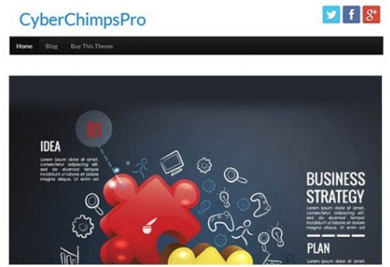 CyberChimps CyberChimps Pro WordPress Theme - Gpl Pulse