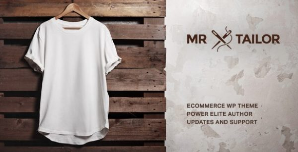 Mr. Tailor – Responsive WooCommerce Theme - Gpl Pulse