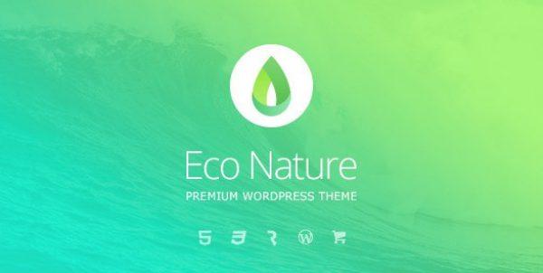 Eco Nature – Environment & Ecology WordPress Theme - Gpl Pulse
