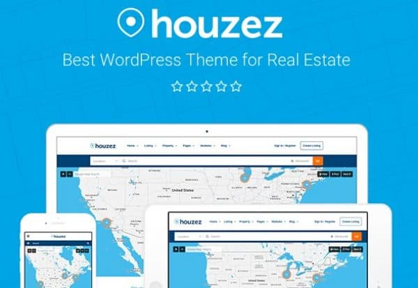 Houzez – Real Estate WordPress Theme - Gpl Pulse