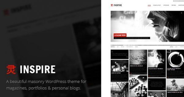 Inspire – A Multi-purpose Masonry Theme - Gpl Pulse