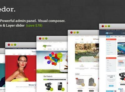 Venedor – WordPress + WooCommerce Theme - Gpl PUlse